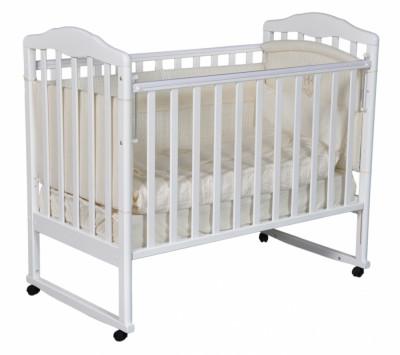 АНТЕЛ` АЛИТА-2 кроватка (колесо, качалка)