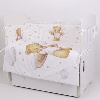 ТОПОТУШКИ` ЛУЧИК комплект в кроватку (6п)
